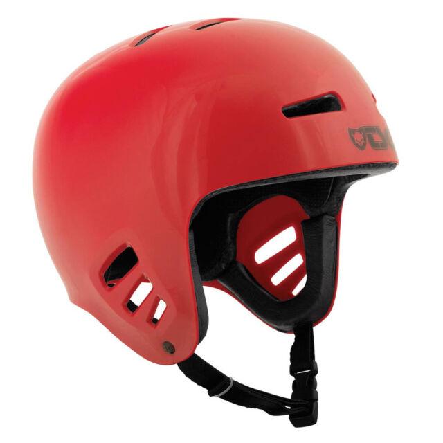 TSG Dawn Helmet Red Jump //Skate BMX SKateboard Dirt