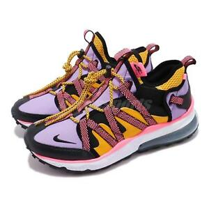 timeless design 2d062 74cfc Details about Nike Air Max 270 Bowfin Black Atomic Violet Men Outdoors  Trail Shoes AJ7200-004