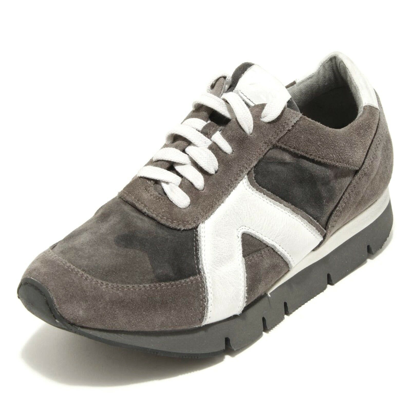 2352G sneaker grigia O.X.S. scarpa uomo shoes men