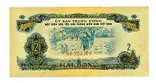 South vietnam … P-R5 … 2 Dong … 1963 … *AU-UNC*