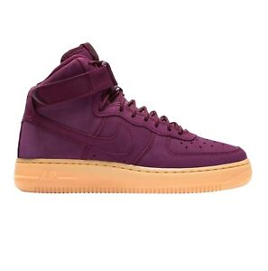 Nike Force Mid Wb (Ps) Bordeauxbordeaux Sneakers