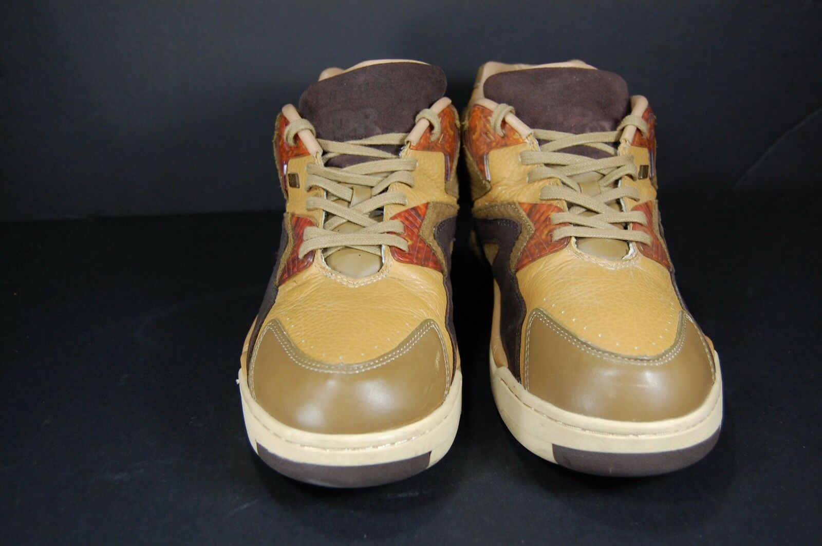 new style b0e2f 7bb50 ... LIMITED EDITION British Knights DRX Mono Mid Mid Mid Peanut Butter US  14 68690e ...