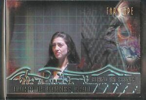 Farscape Season 2 Behind The Scenes Chase Card BK19