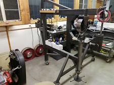 English Wheel Plans Cd Only Metal Shaping Fabrication Planishing Hammer