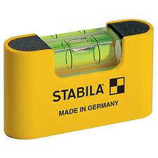 Stabila 11990 Pocket Basic Mini-Format Magnetic Spirit Level