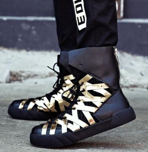 da tacco per da scarpe da ginnastica allenamento sportive Scarpe con ginnastica alte uomo alto e xHFwWtqTf