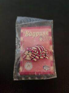 Asthma Uk Bagpuss Laying Down Enamel Pin Badge