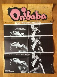 Onibaba-Die-Toeterinnen-Kinoplakat-039-66-Nobuko-Otowa-Japan