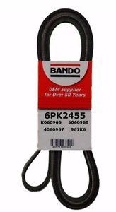 6PK2455-Bando-6-Rib-Serpentine-Belt-96-7-2455mm-5060968-K060966-HALL