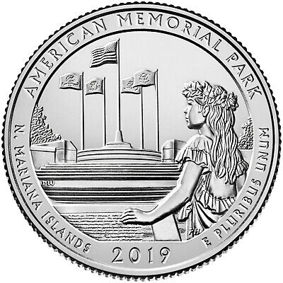 "2019 P,D,S /""San Antonio Missions/"" Texas Quarters /""BU/"" PLUS ERROR COIN FOR A DEAL"