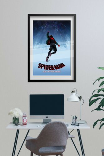 High Quality Prints Spider Man Into the Spider Verse Official Art Poster