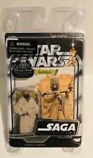 Star Wars The Saga Collection Action Figure Sand People Kenner Unpunched NEW