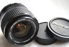 MINOLTA MC W.Rokkor-SI 28mm f2.5 WORLD SHIP JAPAN for MIRRORLESS EXCELLENT-