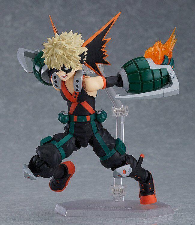 Max Factory figma Katsuki Bakugo (My Hero Academia) Action Figure