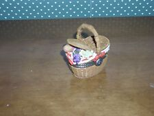 BOYDS-2013-PICNIC BASKET TREASURE BOX-NEW