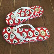 3d5ea7c83 TORY BURCH WEDGE Flip Flop Beach Casual Sandals Size 6 7 8 9 -Summer 2018  NEW! TORY BURCH WEDGE Flip Flop Beach Casual Sandals Size 6 7 8 9