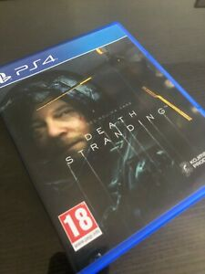 Jeu Death Stranding Ps4 Complet Comme neuf
