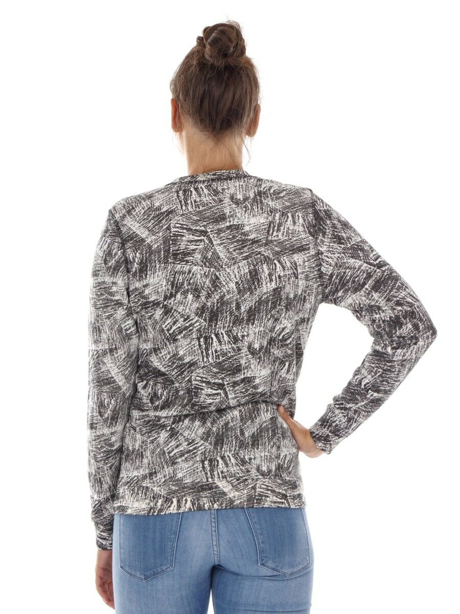 O'Neill Sweatpullover Oberteil Oberteil Oberteil Rundhalsshirt schwarz Easy AOP Muster | Up-to-date-styling  2137d8