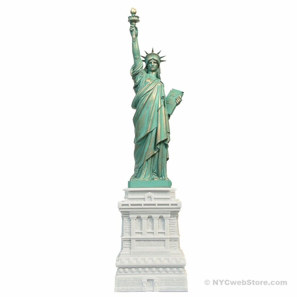 Statue of Liberty NYC Model (31 ) - New York City Marble Replica Souvenir Gift