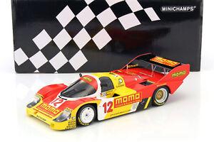 Porsche-956K-12-1000km-Mugello-1983-Merl-Moretti-Schornstein-1-18-Minichamps