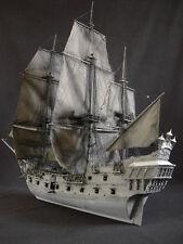 ZHL model ship kits-Updated version Black Pearl model ship