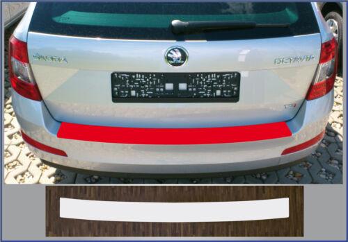 ab 2013 Bj Lackschutzfolie transparent Skoda Octavia 3 Kombi