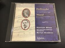 """Joseph Holbrooke: Piano Concerto No. 1 """"The Song of Gwyn ap Nudd""""; Hyperion CD"""