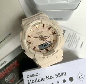 Casio G-Shock *GMAS130PA-4A S-Series Step Tracker Pink Watch for Women