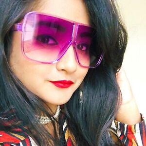 Oversized-Exaggerated-Vintage-Retro-Style-Huge-XXL-Crystal-Frame-Sunglasses