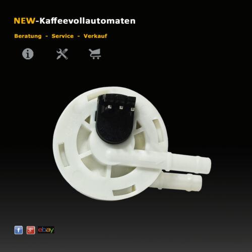 POMPA MEMBRANA VALVOLA Flow METRI TUBO A Jura Krups AEG caffè pieno sportello automatico nuovo
