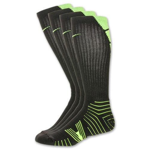 Style SX4561-071 Size 6-8 Nike Performance Cushioned Football Socks M 2-Pairs