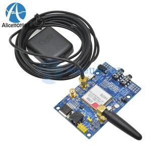 SIM808 GSM GPRS GPS Development Board SMA Module with GPS Antenna For Arduino