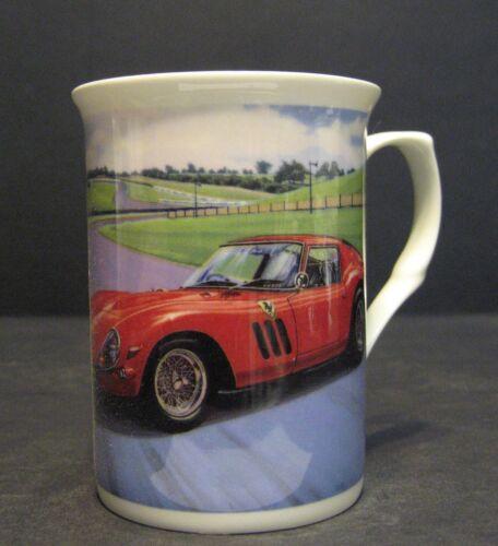 Ferrari 250 GTO Car Full Wrap Print Bone China Car Mug Beaker