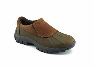 KINGSHOW-Men-039-s-1520-Water-Resistance-Rubber-Sole-Work-Boots