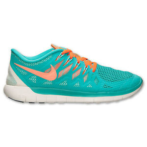 799c900341d1 New Nike Women  039 s Free 5.0 Running Shoes (642199-301) Hyper Jade ...