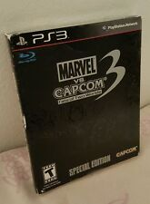 Marvel vs. Capcom 3: Fate of Two Worlds - Special Edition (PS3) *NEW & SEALED*