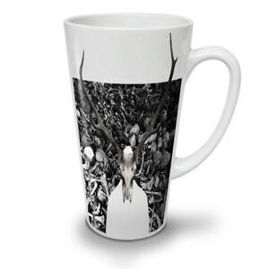 Devil Skeleton Dead Skull NEW White Tea Coffee Latte Mug 12 17 oz | Wellcoda