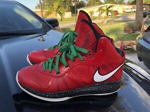 7fc5e2e881985 Image is loading Nike-Lebron-8-Christmas