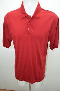 eb2aee152a9 ... rouge fac2c 6f078  coupon code for image is loading tissaia polo top 40  42 m red t b4dd6 5982e