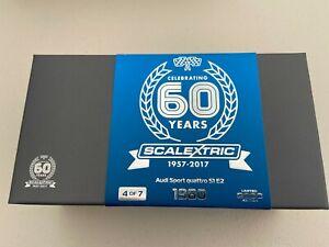 Scalextric-C3828A-Audi-Sport-Quattro-S1-E2-60-Years-of-Scalextric-LTD-ED-NEW