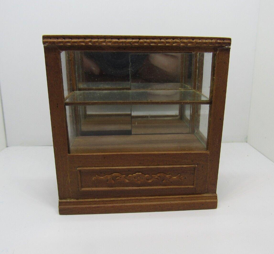 Dollhouse Miniatures, Bespaq MirroROT MirroROT MirroROT Store Display, Rectangular, 1/12th Scale f6bed0