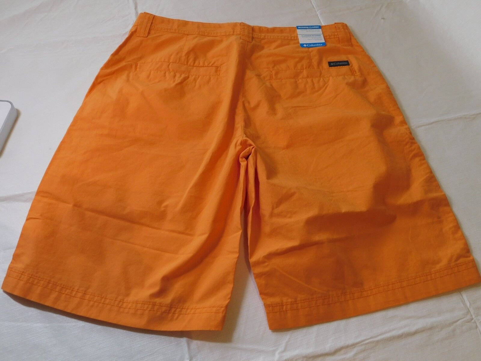 Hombre Columbia Washed out Short Am4471 Shorts