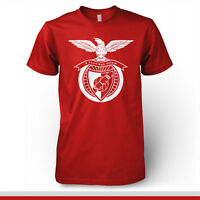 Benfica Slb Portugal Uefa Football Soccer T-shirt Lisboa Lisbon