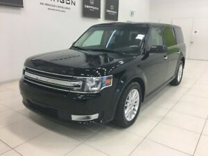 2018 Ford Flex SEL AWD, TOWING PACK, CUIR, TOIT, NAV, CAMÉRA SEL