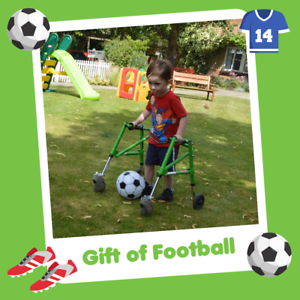 Helen and Douglas House Charity Gift THE GIFT OF FOOTBALL £33