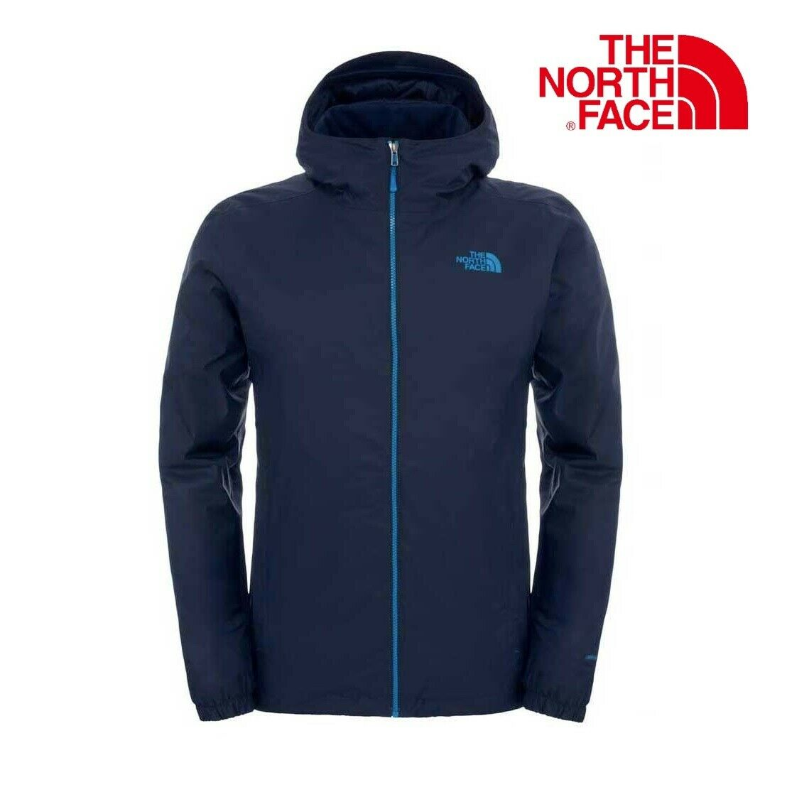 Giaccone uomo THE NORTH FACE quest insulated jacket trekre blu T0C302