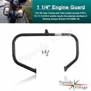 """1 1//4/"""" Highway Engine Guard Crash Bar For Harley Road King Street Glide 2009-Up"""
