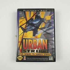 Urban-Strike-Sega-Mega-Drive-Genesis-Missing-Manual-Great-Condition
