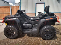 Can Am Outlander Max Buy A New Or Used Atv Or Snowmobile Near Me In Ontario Kijiji Classifieds