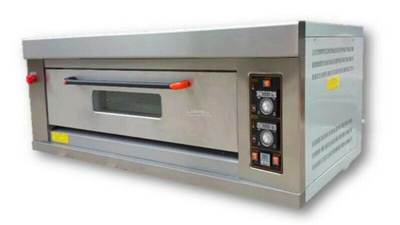 GAS DECK OVENS and more